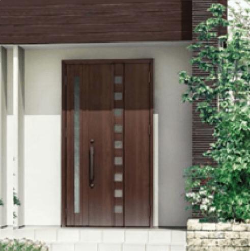 玄関の住宅設備ラインアップ