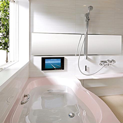 浴室の住宅設備ラインアップ