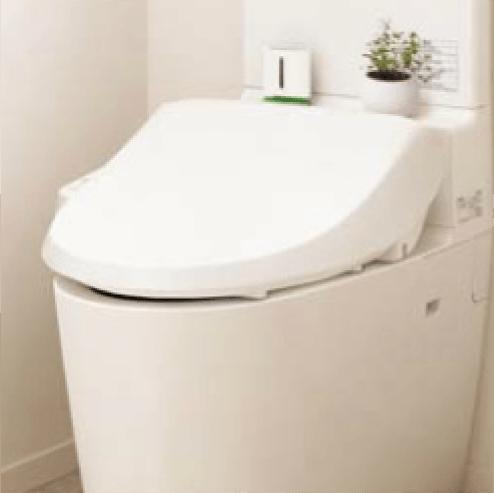 トイレの住宅設備ラインアップ