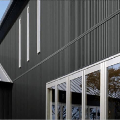 外壁の住宅設備ラインアップ