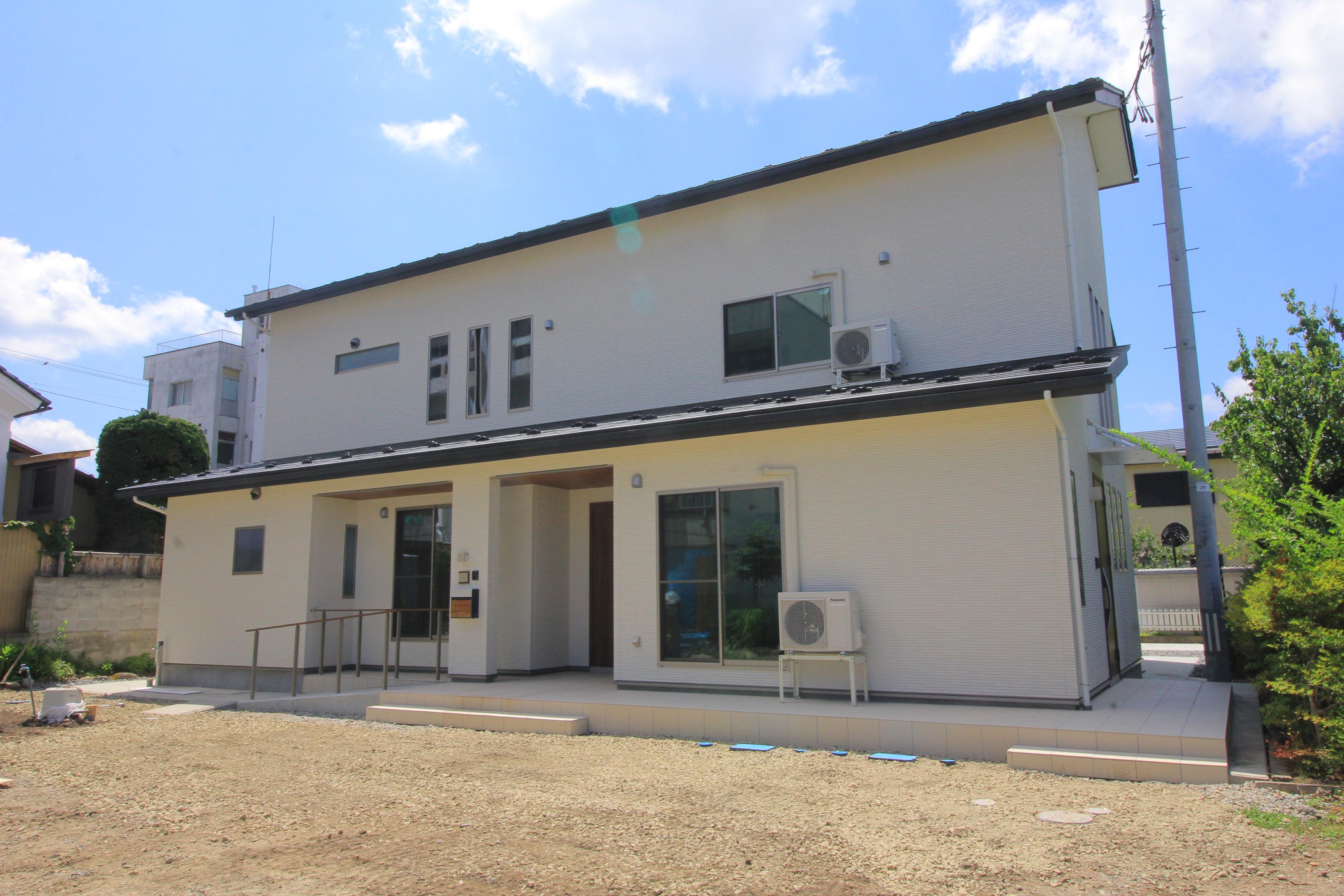 三世代同居型住宅